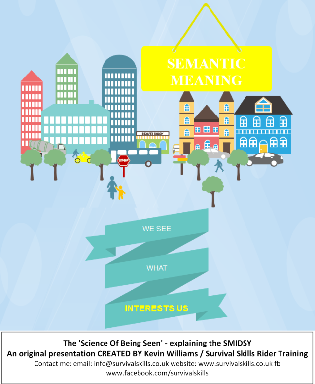 Semantic meaning